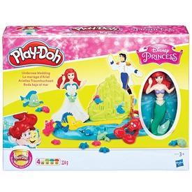 Play-Doh Disney tengeralatti esküvő gyurmakészlet Itt egy ajánlat található, a bővebben gombra kattintva, további információkat talál a termékről.