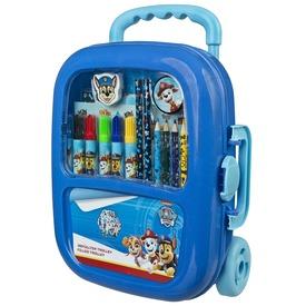 Kreatív készlet húzható bőröndben - Mancs őrjárat
