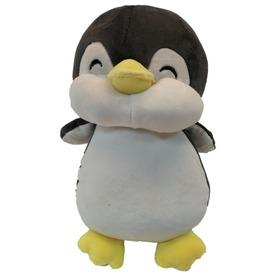 Pingvin plüssfigura - 25 cm, többféle