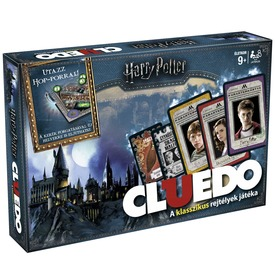Harry Potter Cluedo társas C