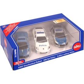 Siku: Lamborghini, Porsche és Audi rendőrautó 1:87 Itt egy ajánlat található, a bővebben gombra kattintva, további információkat talál a termékről.