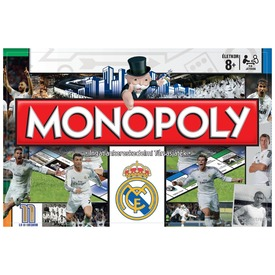Real Madrid Monopoly társas C