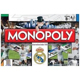 Monopoly társasjáték - FC Real Madrid kiadás
