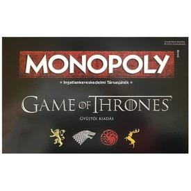 Trónok harca Monopoly társas B