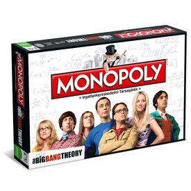 Monopoly Agymenők társas B