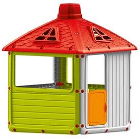 Kerti játszóház - 132 x 104 x 104 cm Itt egy ajánlat található, a bővebben gombra kattintva, további információkat talál a termékről.