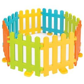 Kerti kerítés 8 darabos készlet