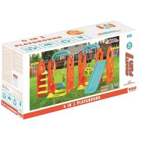 Kerti 4 az 1-ben játszótér - 146 x 55 x 136 cm