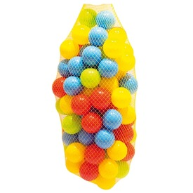 Színes labda 50 darabos készlet - 6 cm