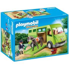 Playmobil Lószállító kocsi 6928