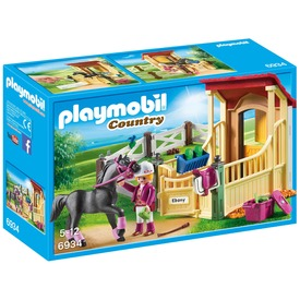 Playmobil Box arab lóval 6934