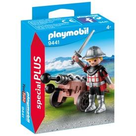 Playmobil Páncélos lovag ütegágyúval 9441