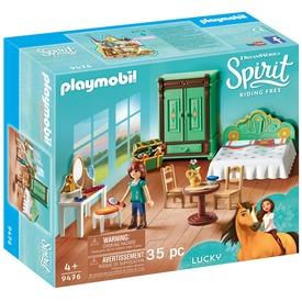 Playmobil Lucky hálószobája 9476