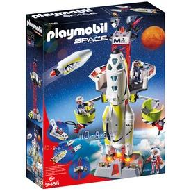 Playmobil Mars-rakéta a kilövőálláson 9488