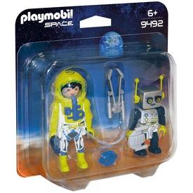 Playmobil Űrhajós és robot Duo Pack 9492