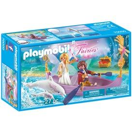 Playmobil Romantikus tündércsónak 70000