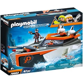 Playmobil SPY TEAM Hadihajója 70002