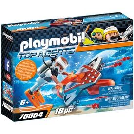 Playmobil SPY TEAM Víz alatti szárnyai 70004