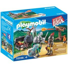Playmobil StarterPack Harc a lovag kincséért 70036