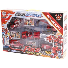 Transformer szett 5IN1