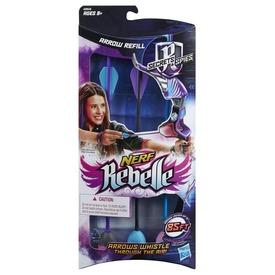 NERF Rebelle nyíl utántöltő készlet Itt egy ajánlat található, a bővebben gombra kattintva, további információkat talál a termékről.