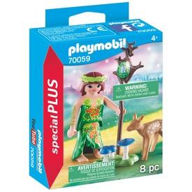 Playmobil Erdei tündér őzikével 70059