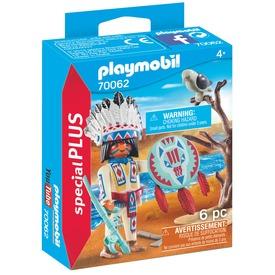 Playmobil Indián törzsfőnök 70062