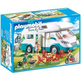 Playmobil Családi lakókocsi 70088