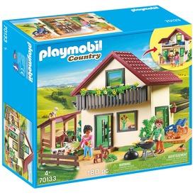 Playmobil Vidéki házikó 70133