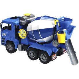 Bruder MAN TGA betonkeverő autó - 1:16 Itt egy ajánlat található, a bővebben gombra kattintva, további információkat talál a termékről.