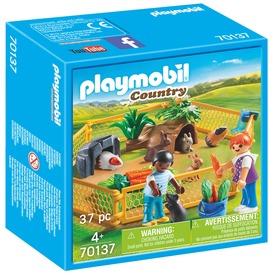 Playmobil Kennel kisállatoknak 70137