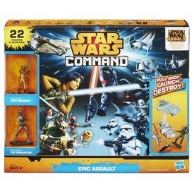 Star Wars: Rebels Command támadás készlet Itt egy ajánlat található, a bővebben gombra kattintva, további információkat talál a termékről.