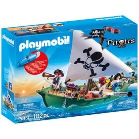 Playmobil Kalózhajó víz alatti motorral 70151