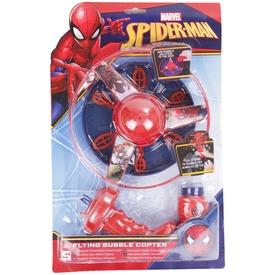 Pókember buborékfújó helikopter
