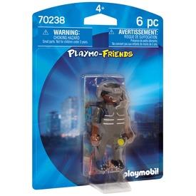 Playmobil Készenléti rendőr 70238