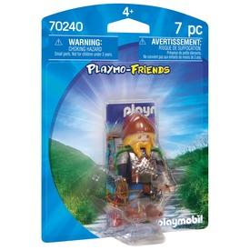 Playmobil Törpe harcos 70240
