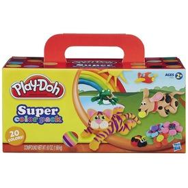 Play-Doh szuper színek gyurmakészlet