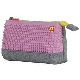 Pixie tolltartó - szürke-rózsaszín