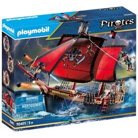 Playmobil Halálfejes kalózhajó 70411