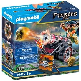 Playmobil Kalóz ágyúval 70415
