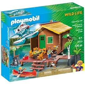 Playmobil Kalandos vakáció a tónál 9320