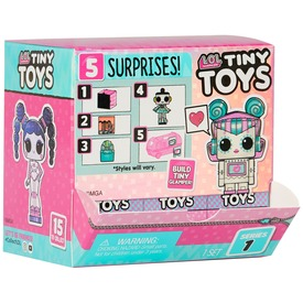 L. O. L. Surprise Tiny Toy
