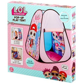 L. O. L. Surprise Pop-Up Play Tent