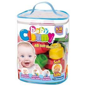 Clemmy Baby Építőkockák 48db Itt egy ajánlat található, a bővebben gombra kattintva, további információkat talál a termékről.