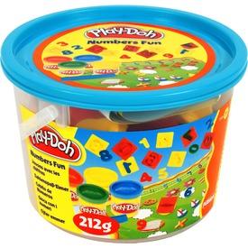 Play-Doh Szám-móka gyurma készlet vödörben