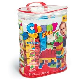 Clemmy építőkocka 60 darabos készlet