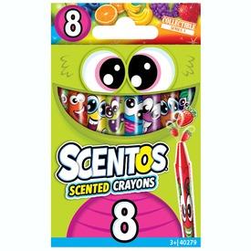 Scentos Illatos zsírkréta 8 db Itt egy ajánlat található, a bővebben gombra kattintva, további információkat talál a termékről.
