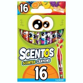 Scentos Illatos zsírkréta 16 db Itt egy ajánlat található, a bővebben gombra kattintva, további információkat talál a termékről.