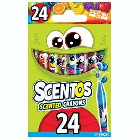 Scentos Illatos zsírkréta 24 db Itt egy ajánlat található, a bővebben gombra kattintva, további információkat talál a termékről.
