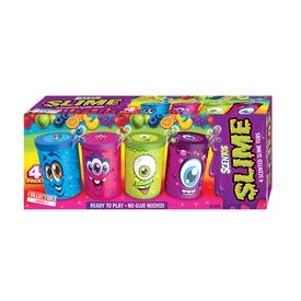 Scentos illatos slimy 4 darabos készlet